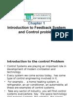 Feedback Control Problem