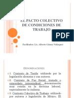 Pacto Colectivo de Condiciones de Trabajo