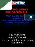 1a AULA DE TECNOOGIAS DA EDUCAÇÃO - AULA BASE.pptx