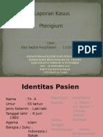 preskas pterigium