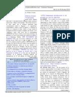 Hidrocarburos Bolivia Informe Semanal Del 12 Al 18 Abril 2010