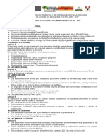 Reglamento de Elecciones Del Municipio Escolar_san Juan