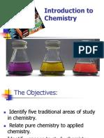 Pendahuluan tentang Kimia