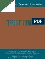 No. 40 - Terrorist Financing