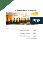 Tratamiento Industrial de La Cerveza