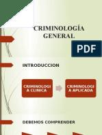 Cap Introduccion a la Criminilogia