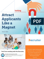 Attract Applicants Like a Magnet