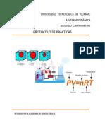 Protocolo de Practicas de Termodinámica 2015