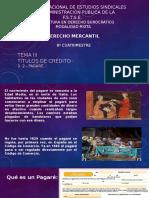 Presentacion Derecho Mercantil