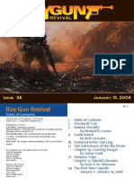 Ray Gun Revival magazine, Issue 38