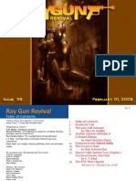 Ray Gun Revival magazine, Issue 39
