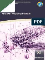 Aircraft Avionics Drawing