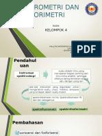 Fluorometri Dan Fosforimetri