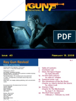 Ray Gun Revival magazine, Issue 40