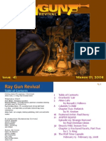 Ray Gun Revival magazine, Issue 41