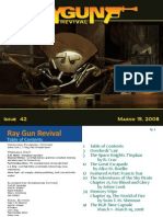 Ray Gun Revival magazine, Issue 42