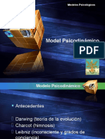 Modelo Psicodinámico