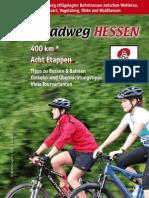 BahnRadweg Hessen