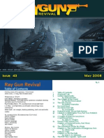 Ray Gun Revival magazine, Issue 43, May 2008