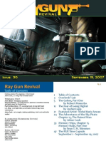 Ray Gun Revival magazine, Issue 30