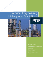 Chemical Engineering Discipline
