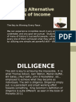 How to Have Multiple Streams of Income