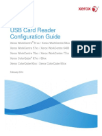 USB Card Reader Configuration Guide v3