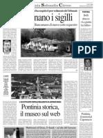 Articolo Del 18-04-2010 Latina Oggi