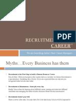 MBA Recruitment