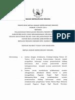 Perka Bkn Nomor 2 Tahun 2016 Ttg Pengalihan Pns