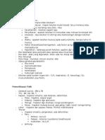 Guideline Anam, PE & Lab