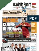 Gazzetta Dello Sport 19-04-2010