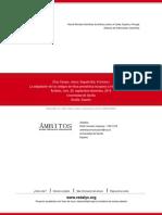 La Adaptación de Los Códigos de Ética Periodística Europeos a Internet y Las TIC