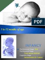 Growth & Development - INFANCY