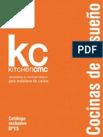 Catálogo Cocinas de ensueño Nº 15