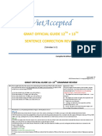 GMAT OG SC Review Note_Excerpt