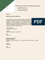 UNAM Ensayos - Albert Hirschman