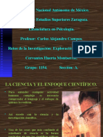 Investigación Del Comportamiento y Métodos de Investigación en Ciencias Sociales.