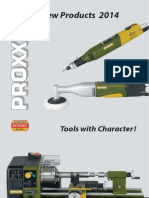Proxxon Micromot New Products 2014