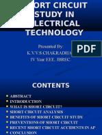 Short Circuit Ppt Slides