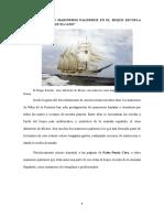 Historias de los marineros palermos en el buque escuela Juan Sebastián de Elcano (I)
