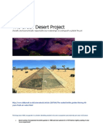 the green desert project 1