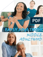 Growth & Development - ADULTHOOD