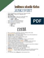 Povijest 3.Dio (Zivot i Kultura Starih Grka)