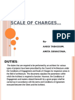 Scale of Charges