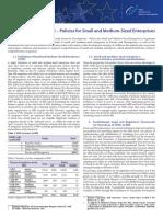 Economic Development – Policies for Small and Medium-Sized Enterprises