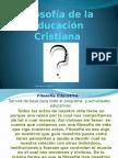 filososfía de la educación cristianana3