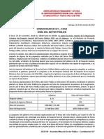 20151124 - Comunicado 8 Mesa SP CUT 2015