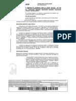 Documento Incial Procedimiento Admisión Curso 2016_2017