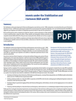 The State Aid Requirements Under the Stabilization and Accession Agreement Between B&H and EU